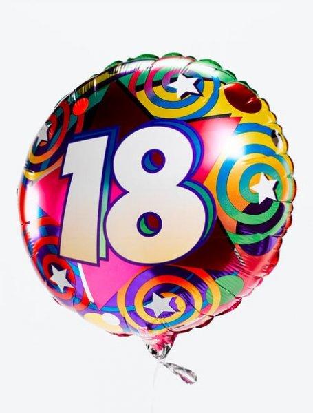 Прикольные поздравления на 18лет 73