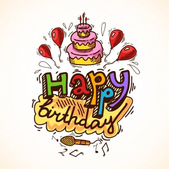 Изображение - Поздравление брата с 35 летием 1520446972_birthday-background-design_1284-1802