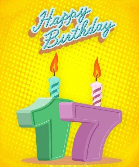 Супергероев, открытки с днем рождения для сына 17 лет