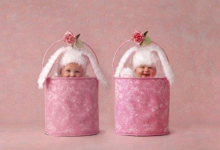 Изображение - Поздравления с днем рождения двойняшкам девочкам 1531697126_pink-babies