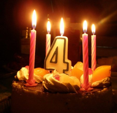 Изображение - Поздравления с днем рождения 4 года дочери 1533907573_4-proza